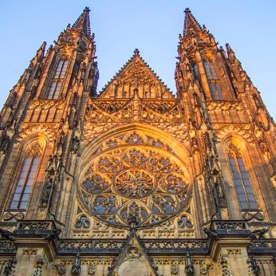 St Vitus Cathedral (Caste Prague)